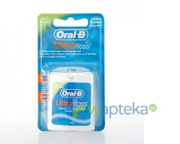 Nici dentystyczne ORAL-B ULTRAFLOSS 25m