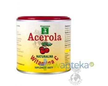Acerola Witamina C proszek 100 g BIOGENEZA
