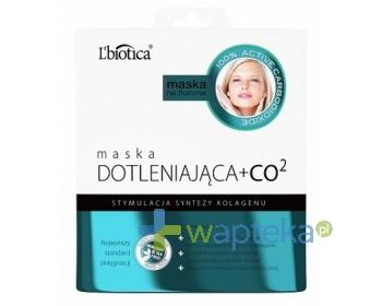 LBIOTICA Maska Dotleniająca +CO2 na tkaninie 23ml