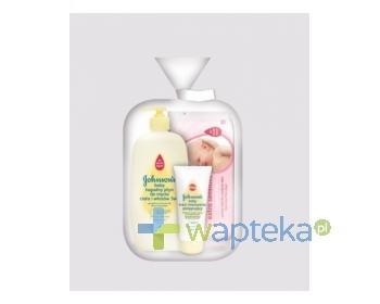 Johnson&Johnson BABY NEWBORN Zestaw Płyn 3w1 500 ml + Krem intensywnie pielęgnujący100 ml + Chusteczki extra sensitive 56 szt.