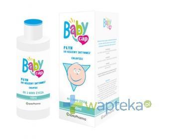 BABYCAP płyn do higieny intymnej - chłopiec 150 ml