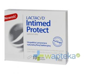 Lactacyd Intimed Protect kapsułki doustne 10 szt.