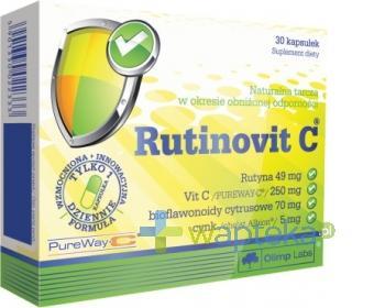 Olimp Rutinovit C 30 kapsułek