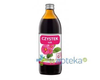 Czystek Sok 100% 500 ml EkaMedica 23911
