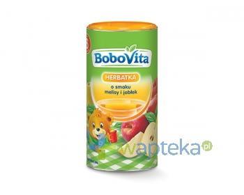 BoboVita Herbatka o smaku melisy i jabłek - po 6 miesiącach 200 g