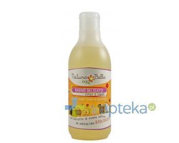 NATURABELLA BABY Delikatny płyn do kąpieli i szampon 2w1 250 ml + prezent powitalny GRATIS!