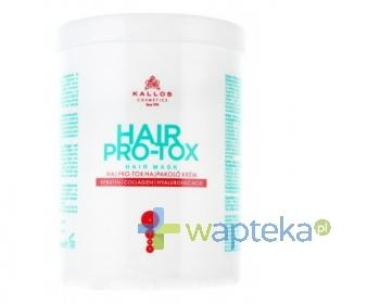 KALLOS KJMN HAIR PRO-TOX MASKA do włosów 1000 ml