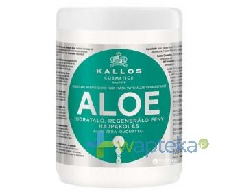 KALLOS KJMN Maska do włosów ALOE aloesowa 1000ml