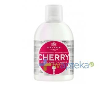 KALLOS KJMN Szampon Cherry kondycjonujący wiśniowy 1000ml
