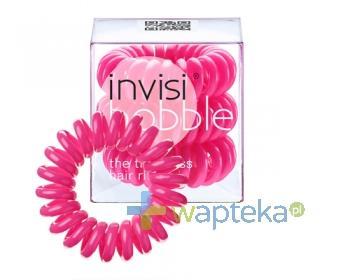 INVISIBOBBLE Gumki do włosów różowe 3 sztuki