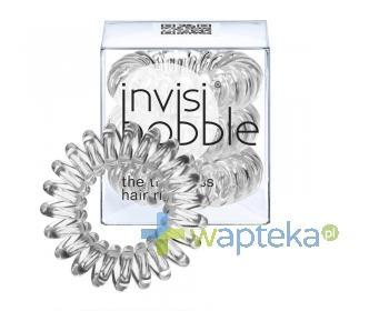 INVISIBOBBLE Gumki do włosów przezroczyste 3 sztuki