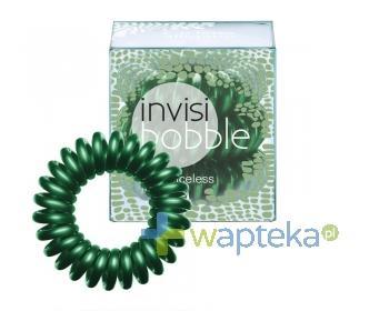 INVISIBOBBLE Gumki do włosów perłowa zieleń 3 sztuki