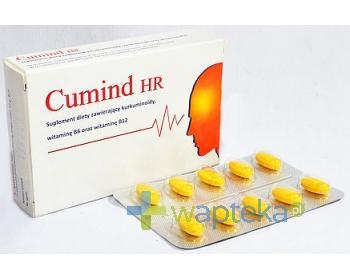 Cumind HR 600mg 20 tabletek