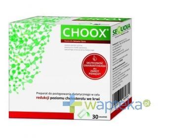 Choox 30 saszetek - Data ważności 30-04-2017