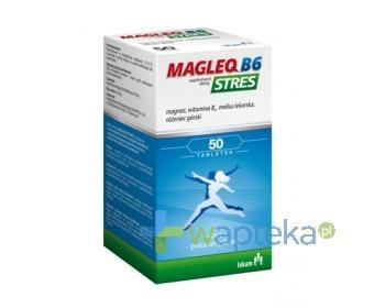 MAGLEQ B6 Stres 50 tabletek
