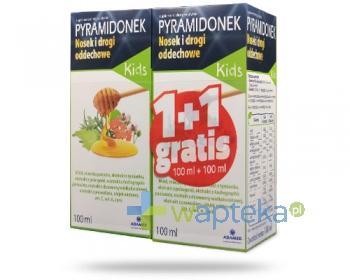 Pyramidonek Nosek i Drogi oddechowe dla dzieci i dorosłych 2x 100 ml