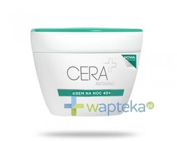 Cera+ Antiaging 40+ krem na noc 50 ml