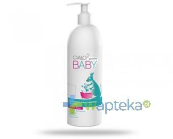 Ciało+ Solutions Baby żel do mycia ciała i włosów dla dzieci od 1. dnia życia 400 ml