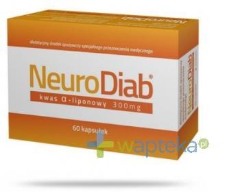 Neuro Diab 60 kapsułek