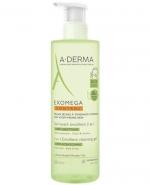 A-Derma Exomega Control żel emolient 2w1 przeciw drapaniu 500 ml -Wapteka