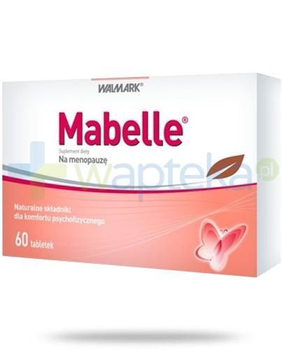 Mabelle na menopauzę 60 tabletek