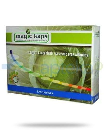 Magic Kaps Oczyszczanie dieta kapuściana 30 kapsułek