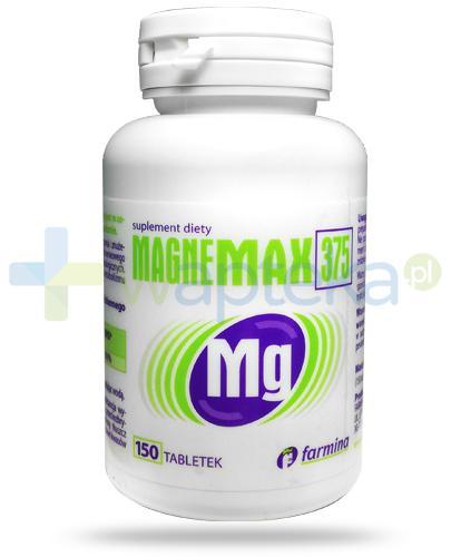 MagneMax 375 150 tabletek Farmina