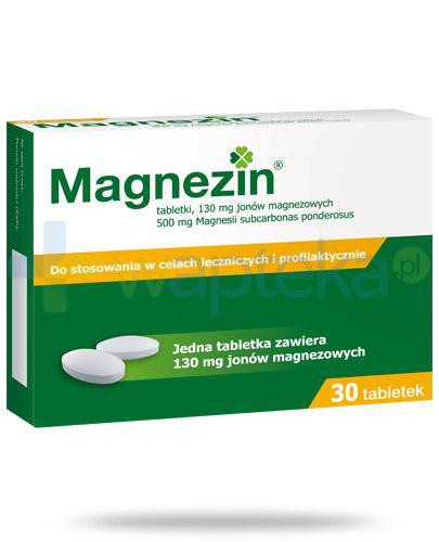 Magnezin 30 tabletek