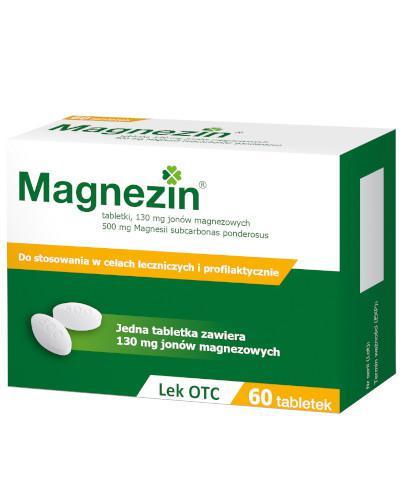 Magnezin 60 tabletek