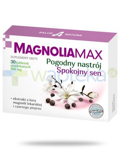 MagnoliaMax 600mg 30 tabletek