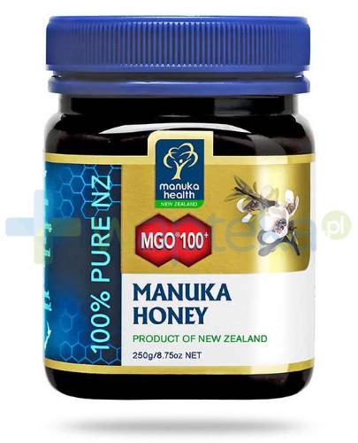 Manuka Health MGO 100+ miód manuka 250 g