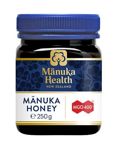 Manuka Health MGO 400+ miód manuka 250 g