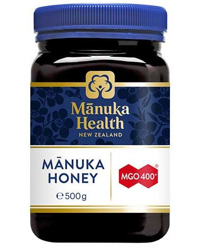 Manuka Health MGO 400+ miód manuka 500 g