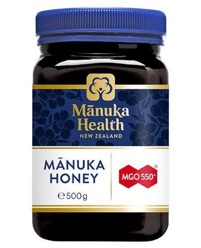 Manuka Health MGO 550+ miód manuka 500 g