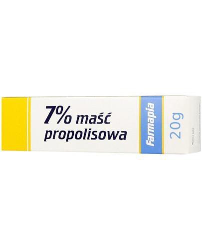 Maść Propolisowa 7% 20 g