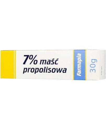 Maść Propolisowa 7% 30 g