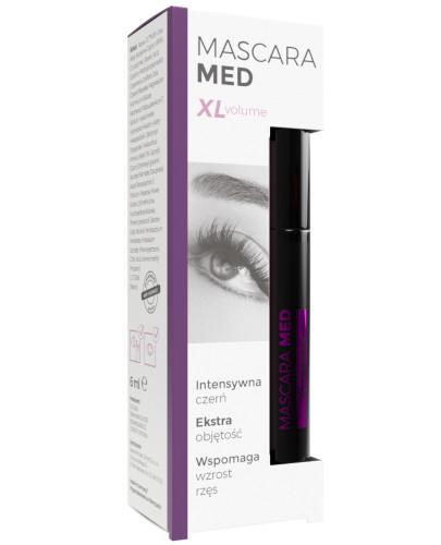 Mascara Med XL-Volume tusz do rzęs 6 ml
