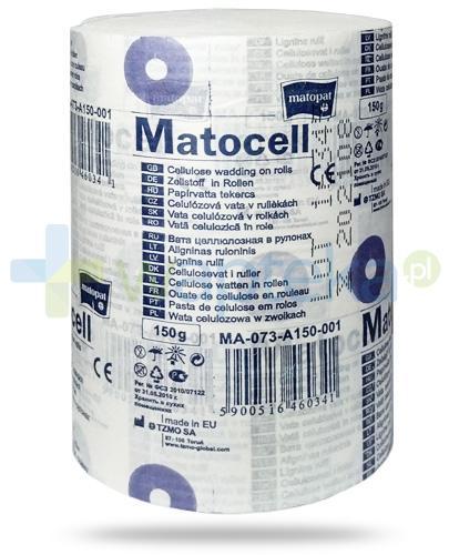 Matocell lignina wata celulozowa 150 g
