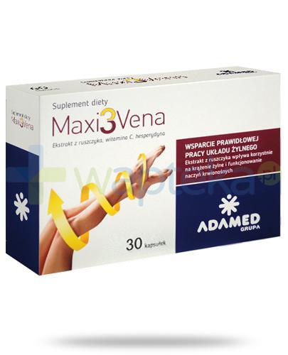 Maxi3Vena 30 kapsułek