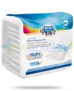 Canpol Ultra Night chłonne oddychające podkłady poporodowe na noc 10 sztuk