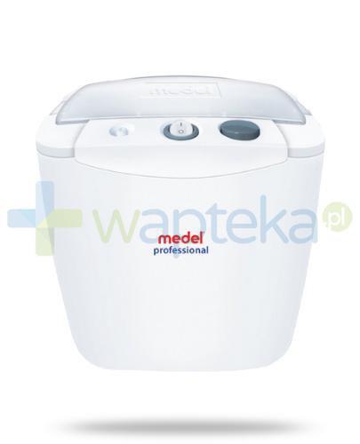 Medel Professional inhalator pneumatyczno-tłokowy z nebulizatorem 1 sztuka