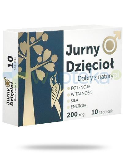 MedFuture Jurny Dzięcioł 200mg 10 tabletek
