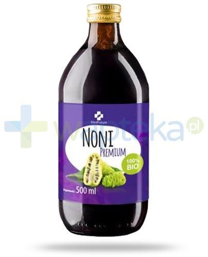 MedFuture Noni Premium Bio 100% sok 500 ml