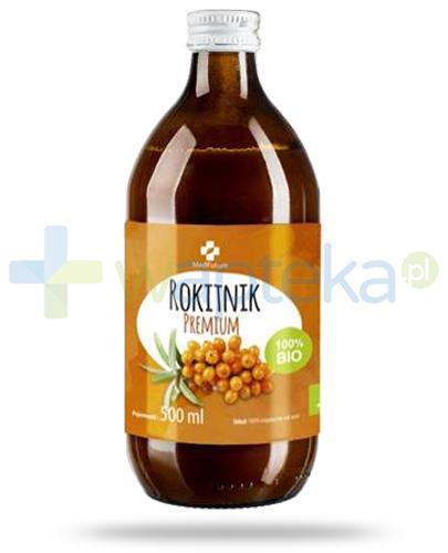 MedFuture Rokitnik Premium Bio 100% sok 500 ml