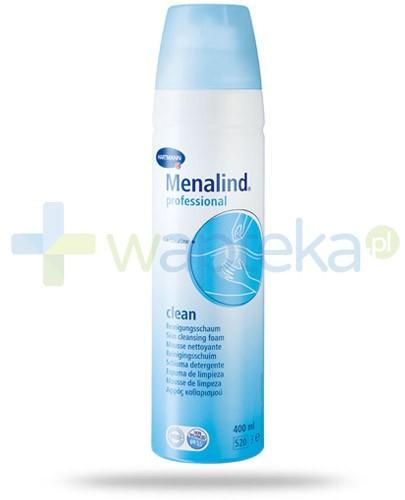 Menalind Professional Clean pianka do oczyszczania skóry 400 ml