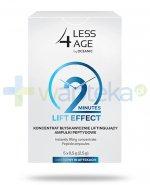 Less4Age koncentrat błyskawicznie liftingujący do okolicy twarzy i oczu 5x 0,5 g