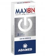 MaxOn Active (Sildenafil 25 mg) lek na potencję 2 tabletki