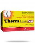 Olimp Therm Line Fast do szybkiej redukcji wagi ciała 60 tabletek + Chrom activ 60 tabl. [GRATIS]