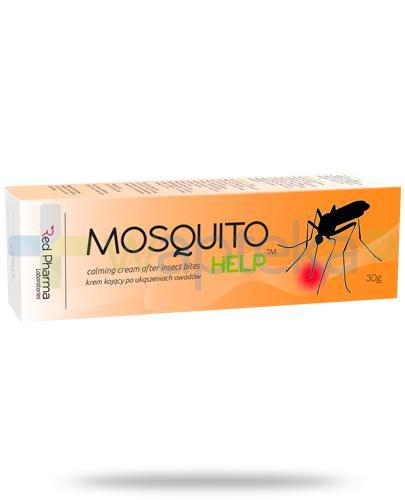 Mosquito Help krem kojący po ukąszeniach owadów 30 g
