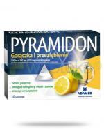 Pyramidon gorączka i przeziębienie 10 saszetek [Data ważności 31-12-2017]